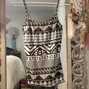 Kirra cami tribal pattern